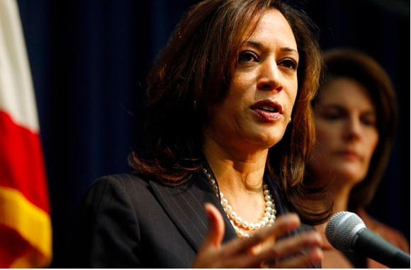 California Atty. Gen. Kamala D. Harris has filed suit against Delta Air Lines
