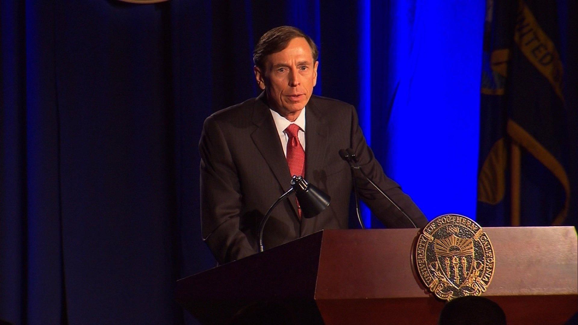 Petraeus Apology