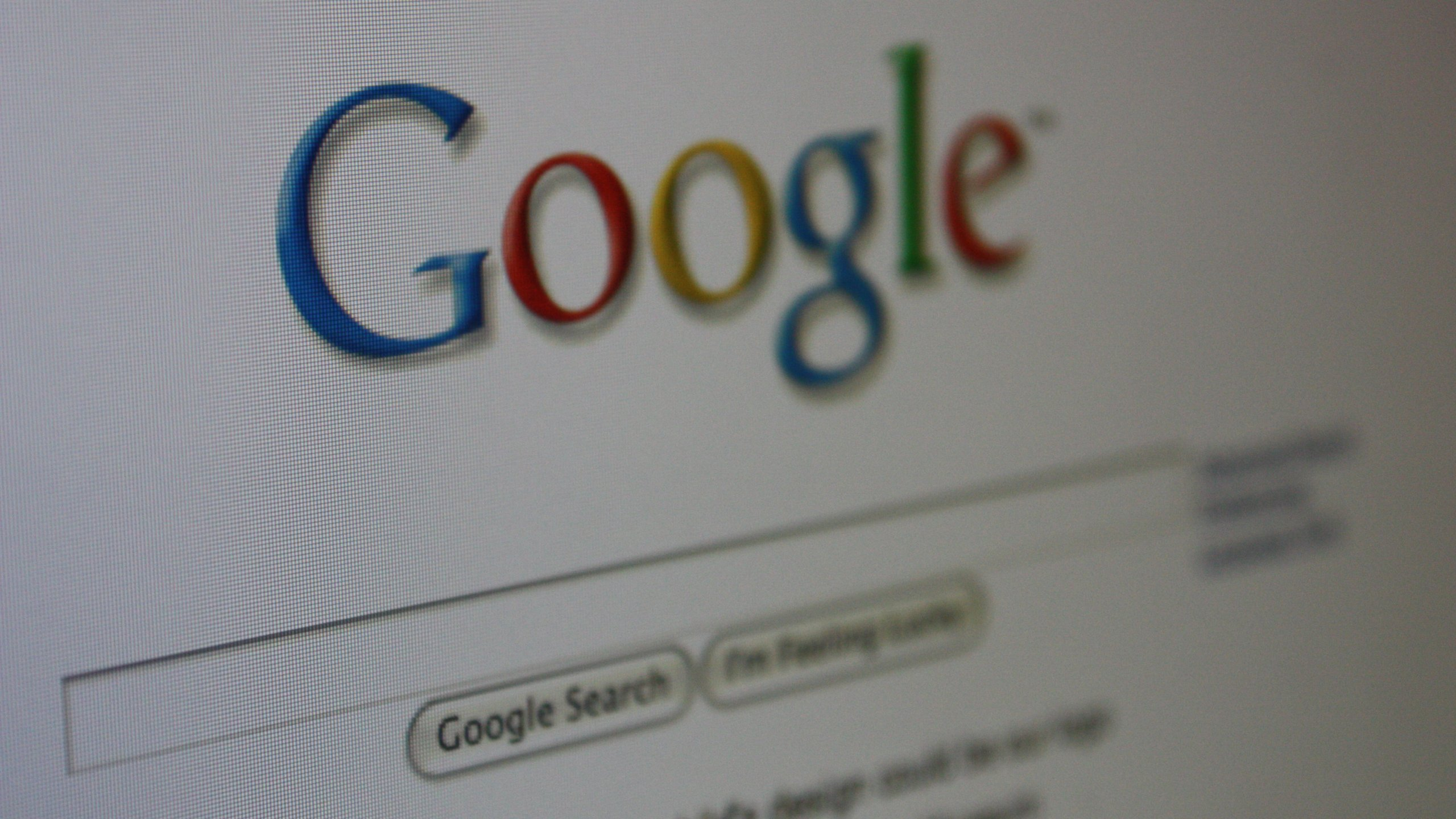 Screen shots – Google.com