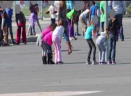 Parents: Kids Told to 'Freeze' in Inappropriate Position