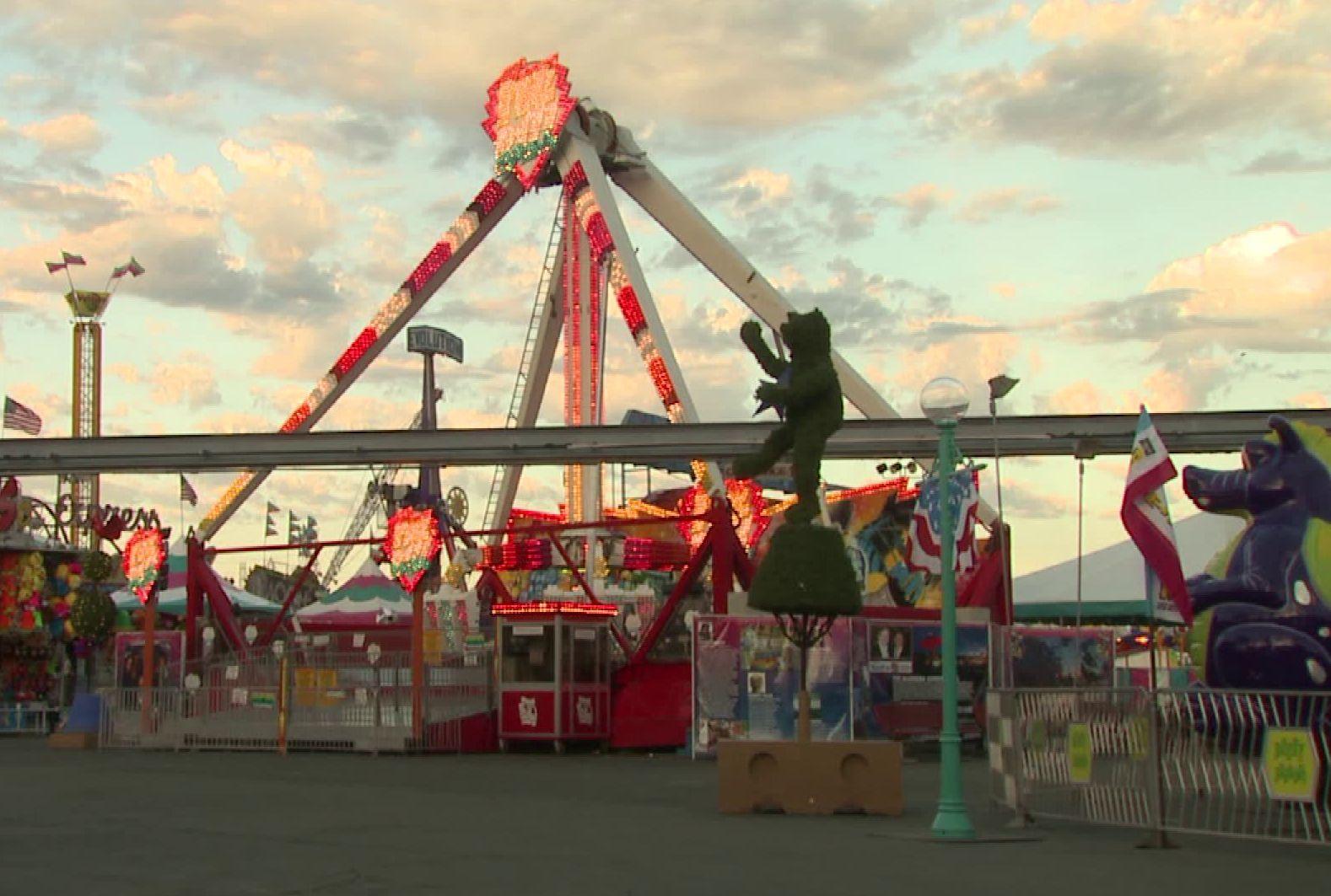 state fair, rides, california, 2014
