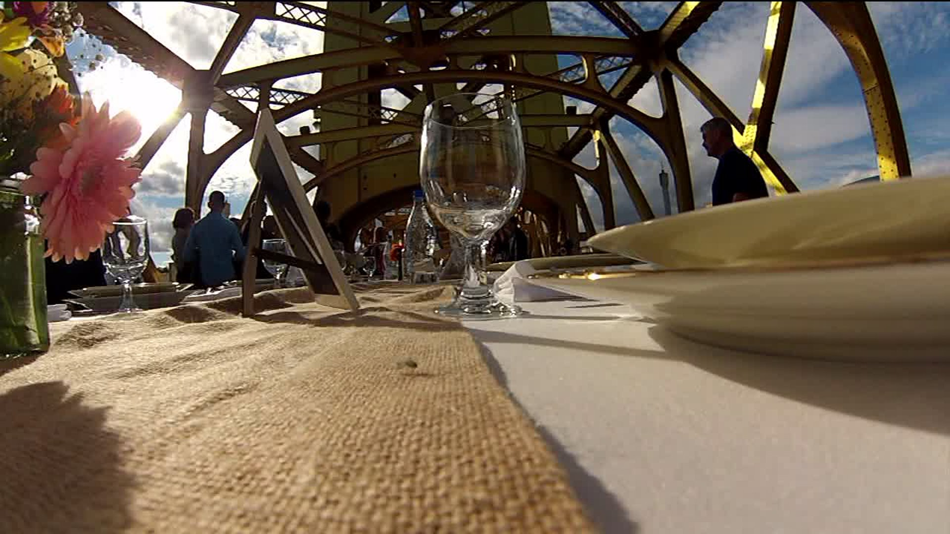 tower bridge, gala, farm-to-fork, dinner
