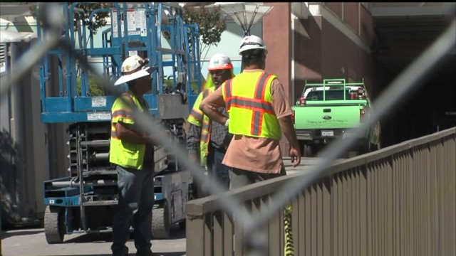 How Much of the Downtown Plaza Demolition Crew is Local
