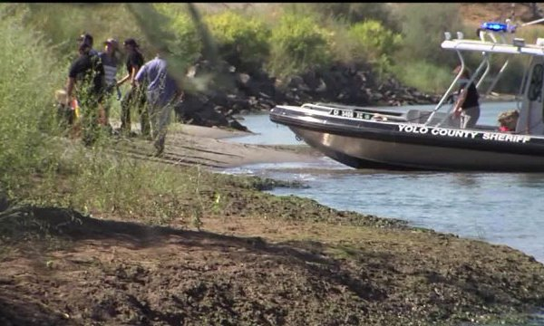 Bones, Possibly Human, Found along Sacramento River