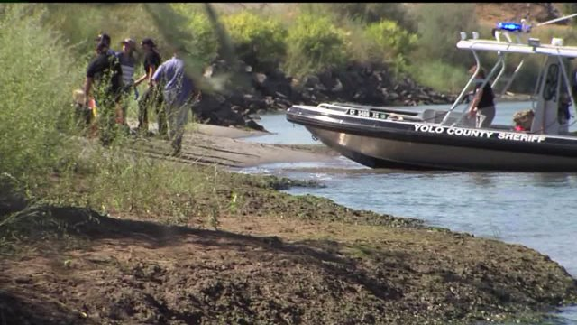 Bones, Possibly Human, Found along Sacramento River