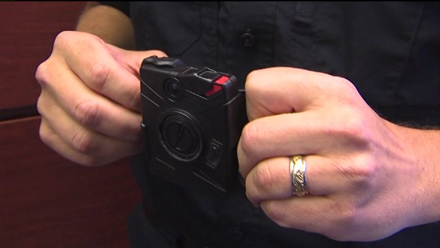 Stockton Police Chief Wants Body Cameras for Officers