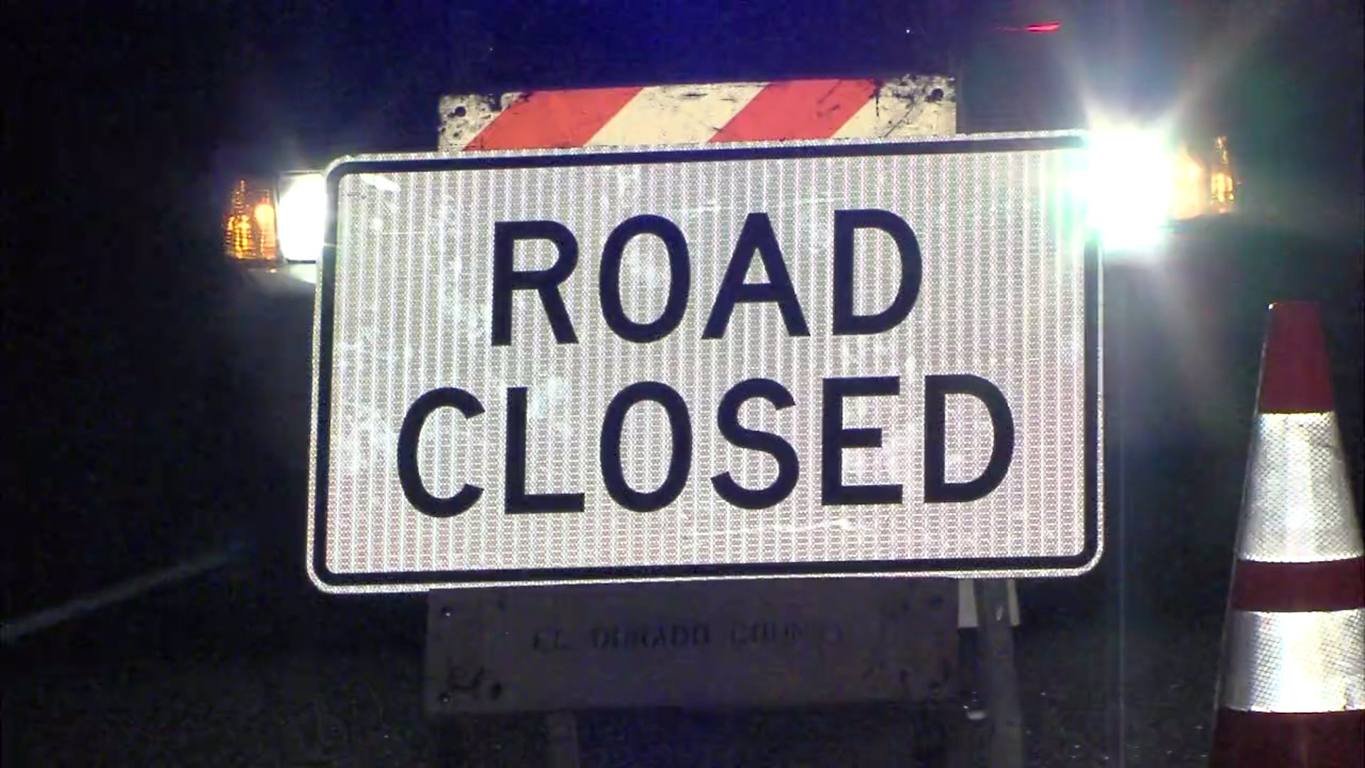 Road Closed, emergency, generic, street