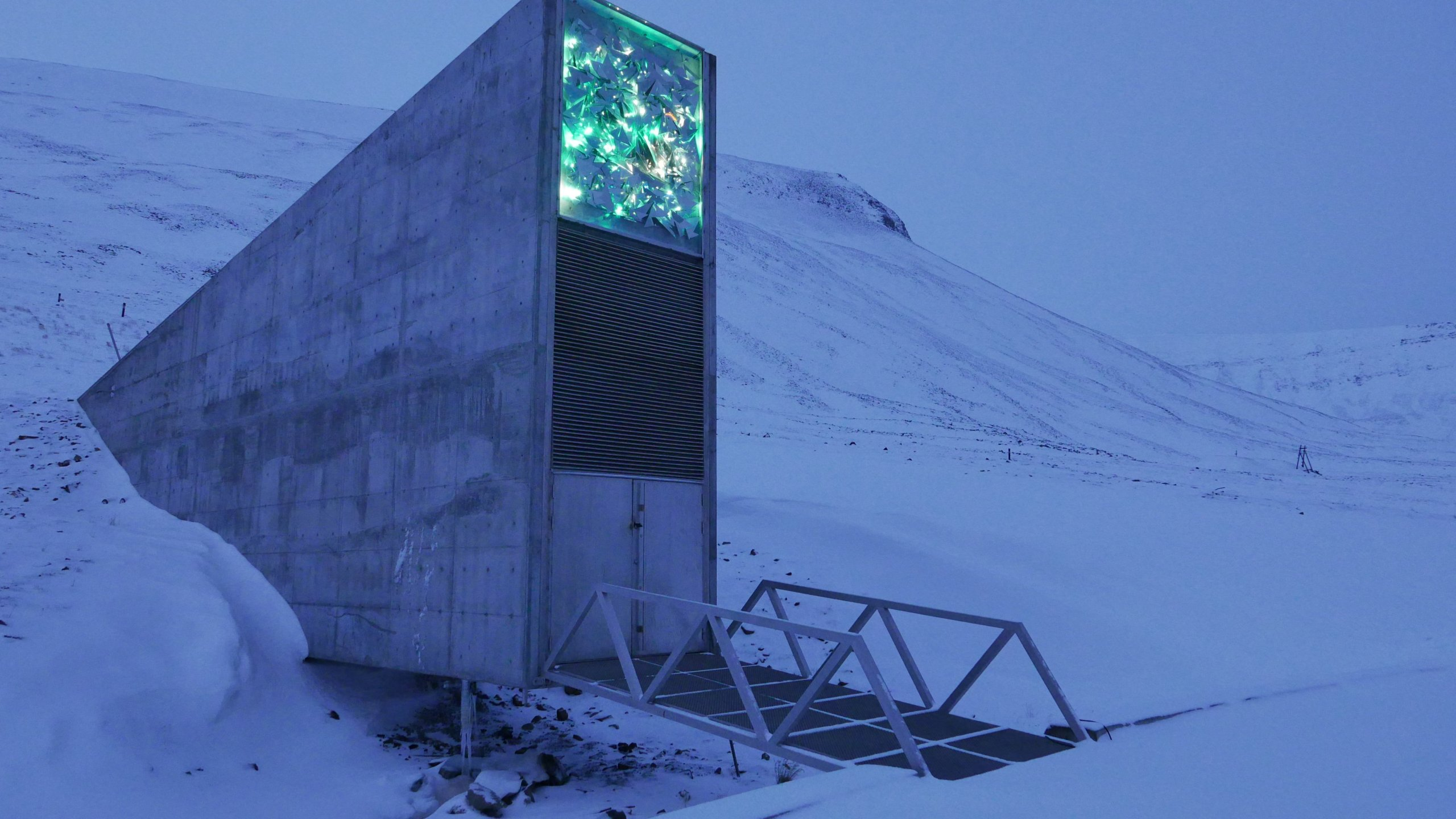 After The Apocalypse Inside The Arctic Vault That Could Help Keep