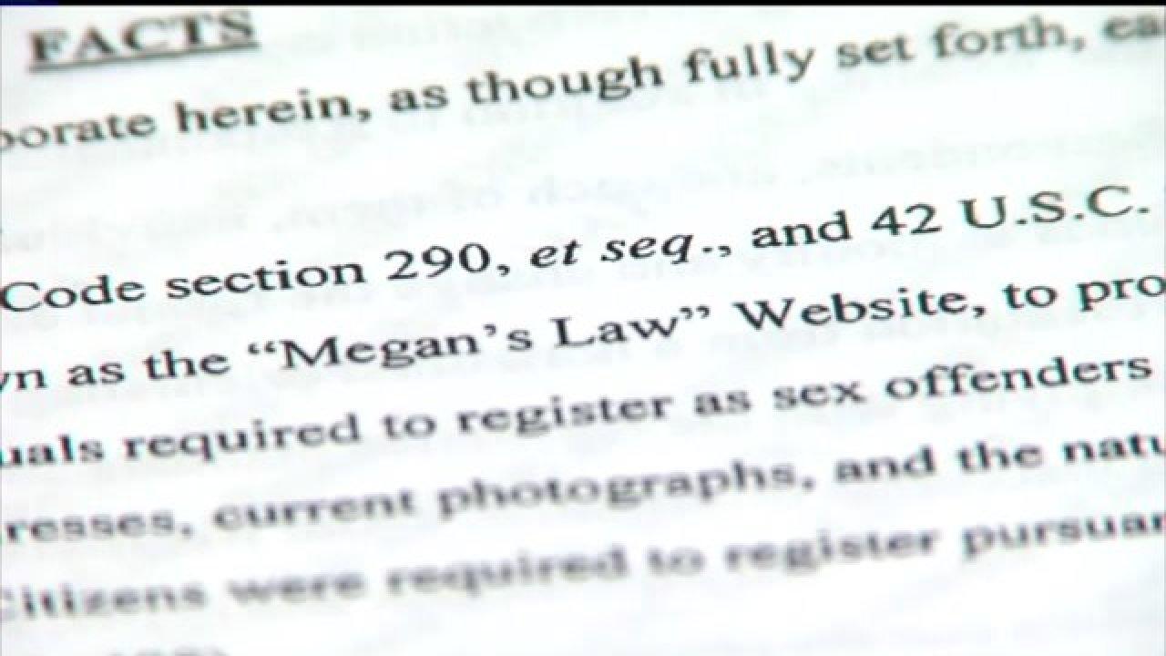 megans law sex offenders in my neighborhood in Pueblo