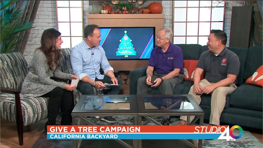 Give A Tree Campaign Fox40