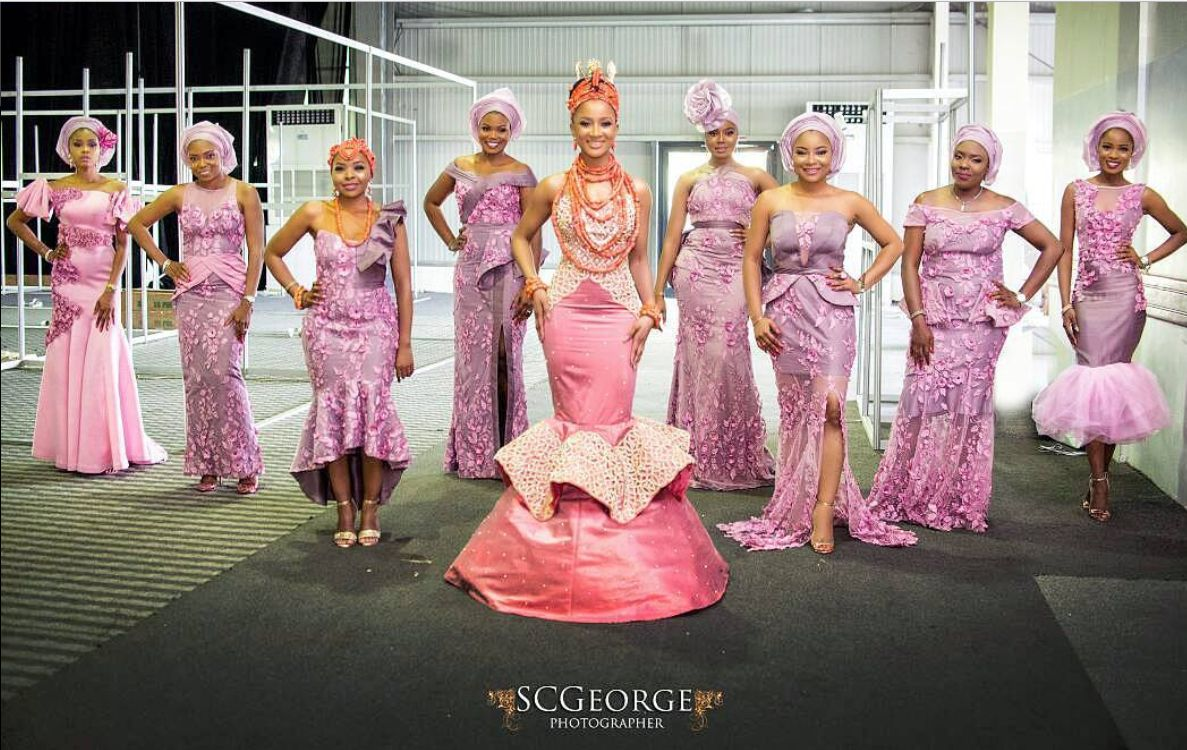 Inside Nigeria S Million Dollar Wedding Industry
