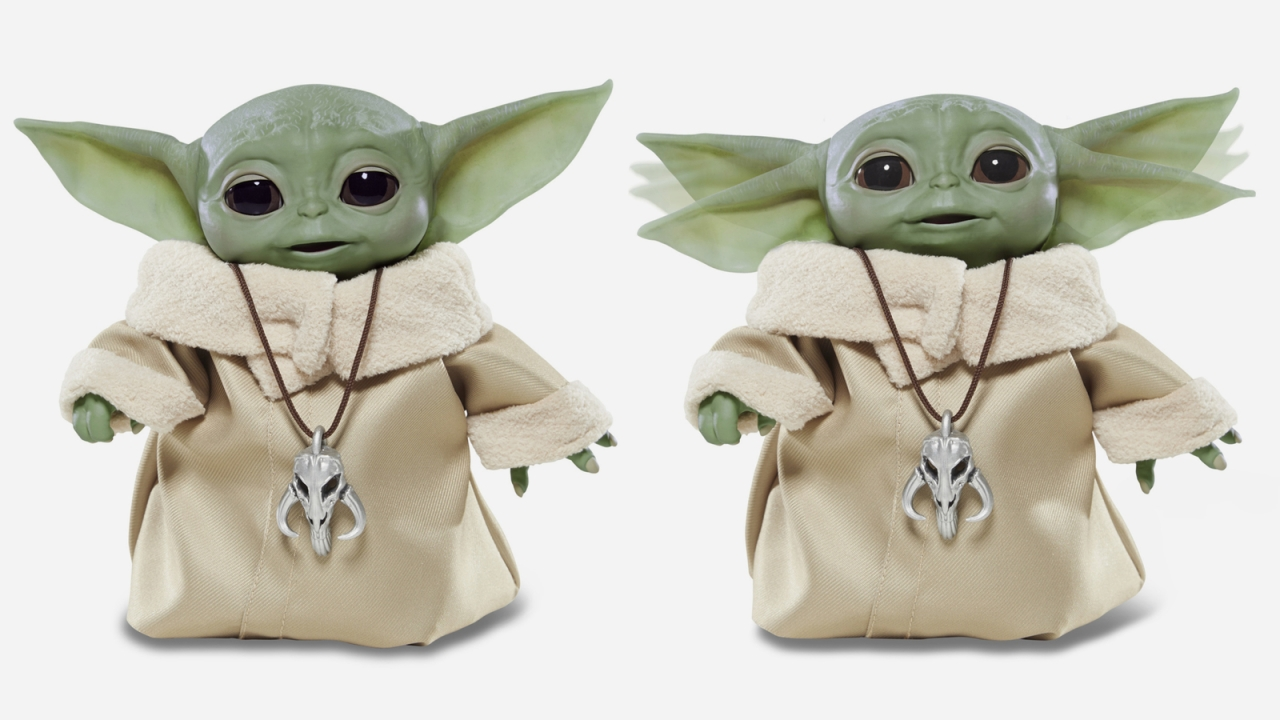 The Baby Yoda Toys We Ve Been Waiting For Are Finally Here