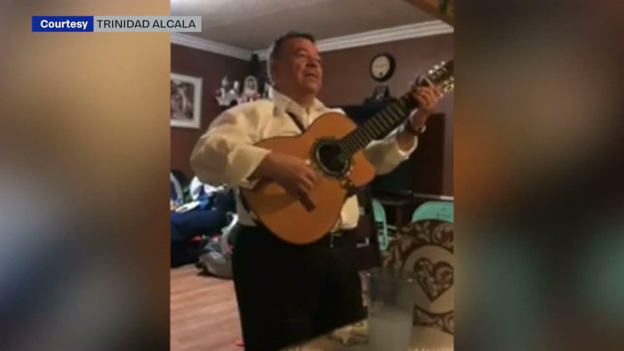 Sacramento woman mourns father who died of COVID-19 complications