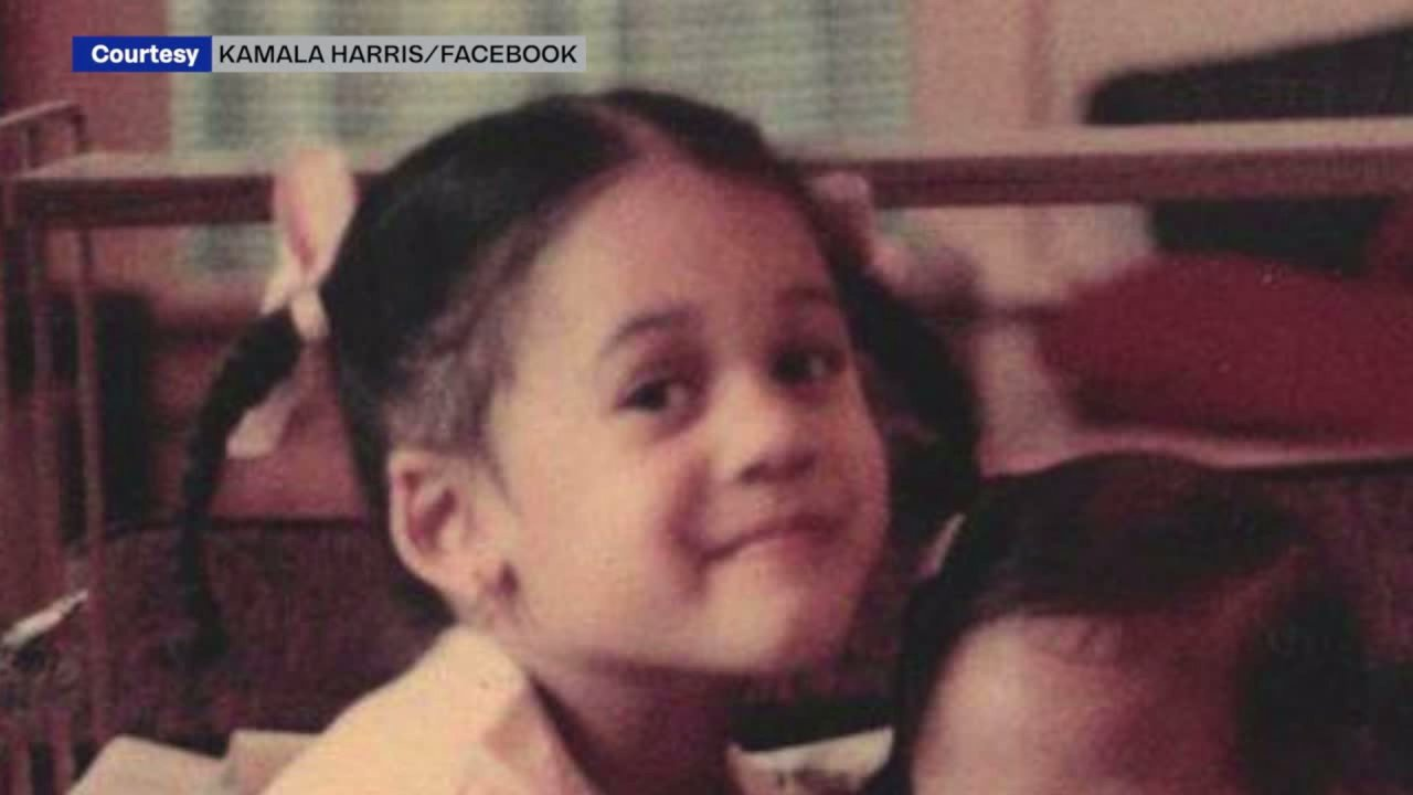 Childhood Friend Shares Memories Of Young Kamala Harris