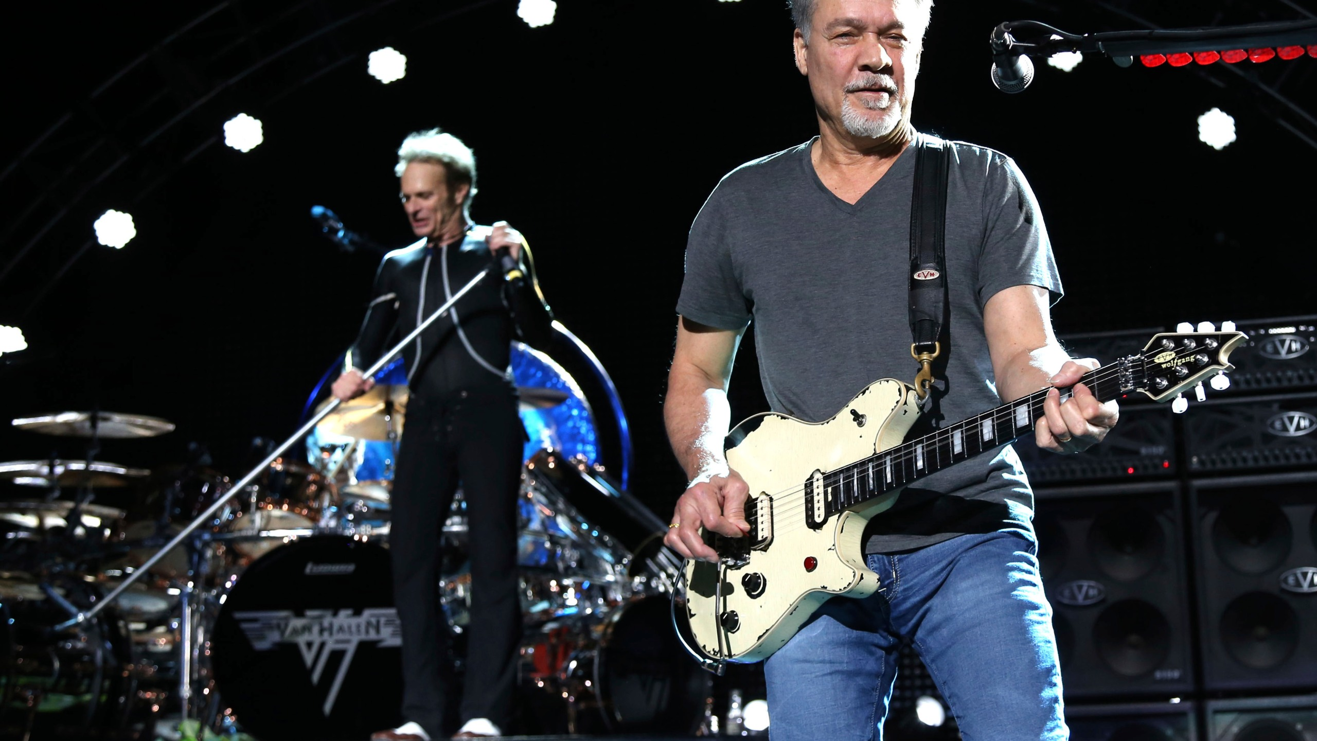 Guitars Played Partly Made By Eddie Van Halen Go To Auction