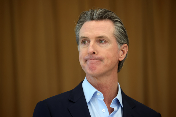 Newsom assaulted by 'aggressive' man in Oakland