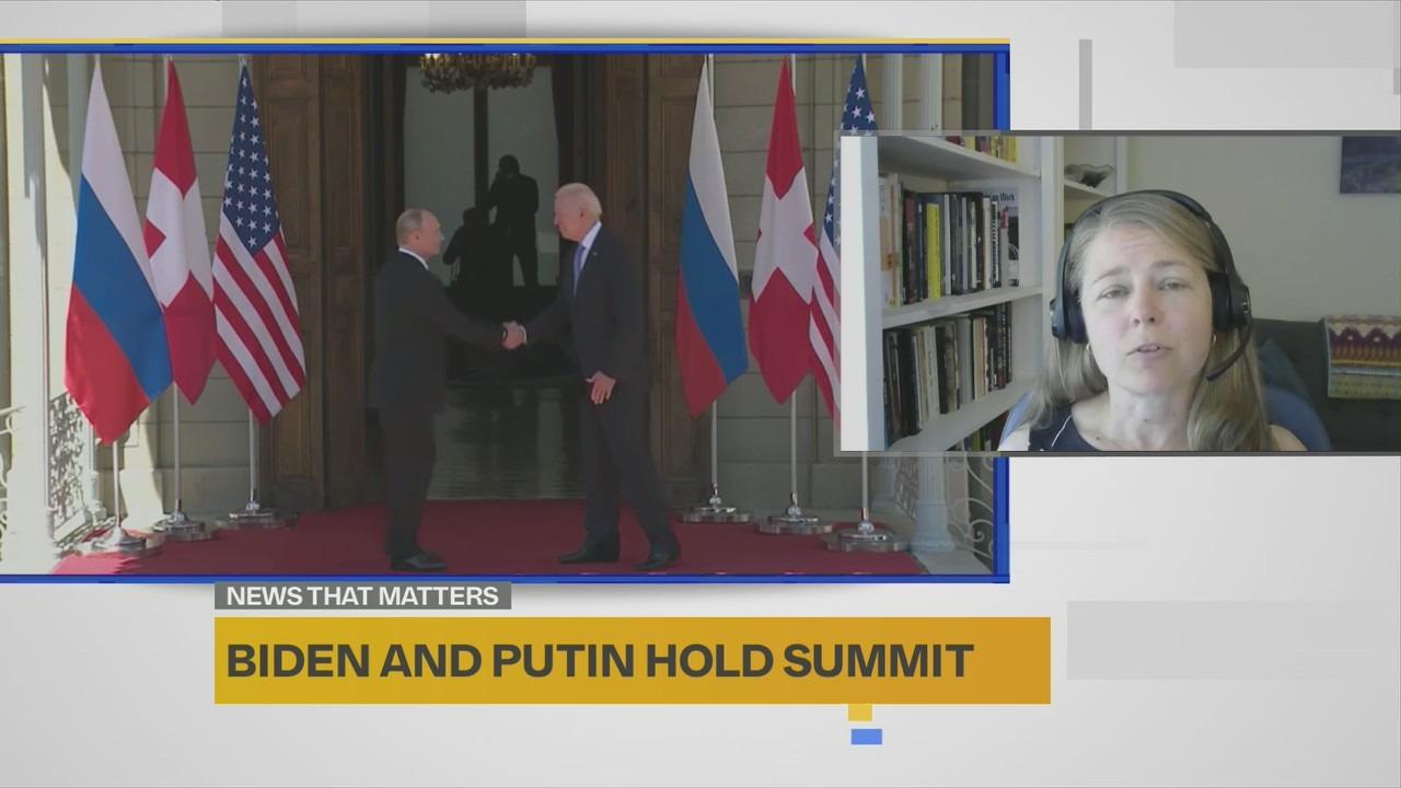 UC Davis professor breaks down Putin-Biden meeting, cyberattack concerns