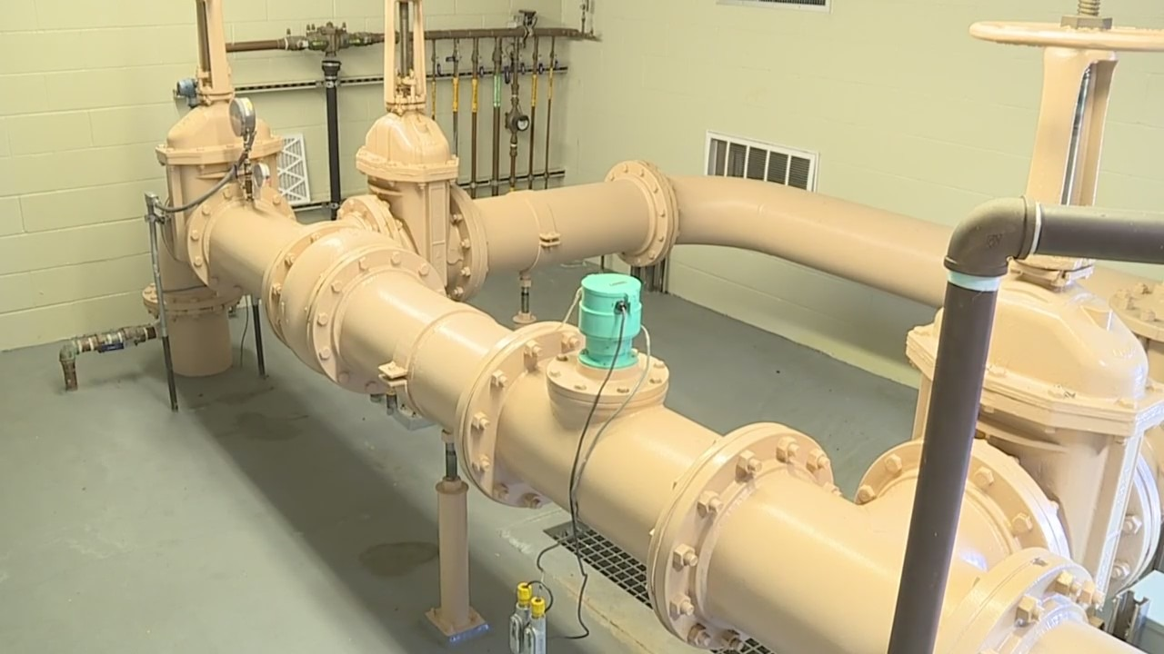Citrus Heights water officials hope federal funds will help build new well for underground water storage - KTXL FOX 40 Sacramento