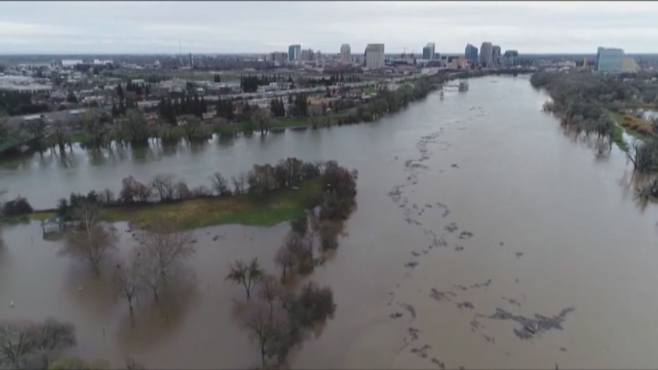 Study suggests flooding could reach never-before-seen levels in Sacramento, Central valleys